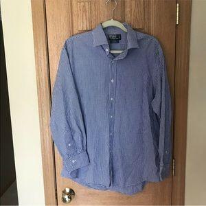 POLO RALPH LAUREN Regent Custom Fit Dress Shirt